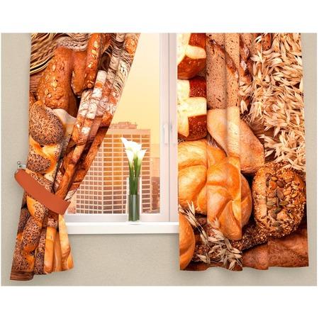 Купить Фотошторы Сирень «Ароматный хлеб»