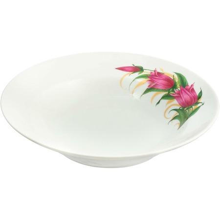 Купить Тарелка суповая ДФЗ «Колокольчик»