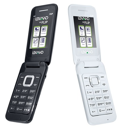 Купить Мобильный телефон Lexand A2 Flip