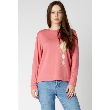 Купить Свитер Milliner 181312020. Цвет: розовый