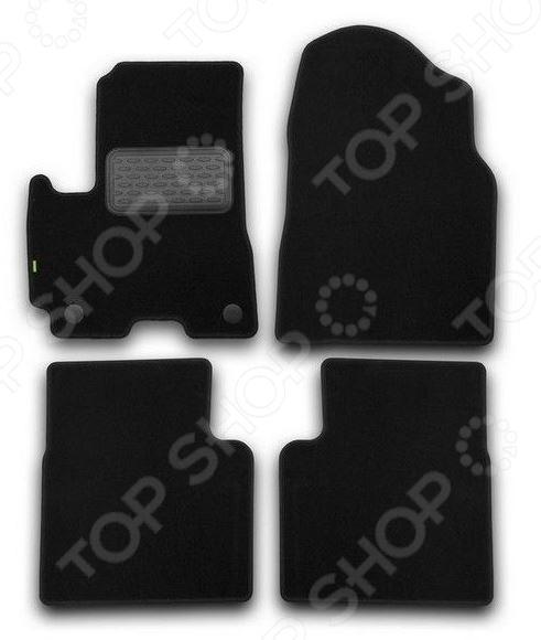 цена на Комплект ковриков в салон автомобиля Klever Lifan X60 2012 Standard