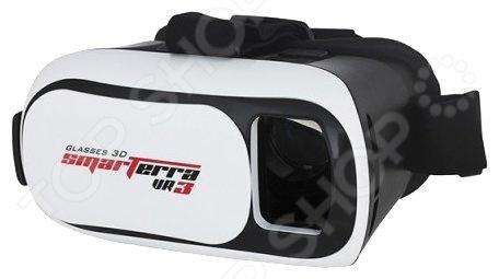 Очки виртуальной реальности Smarterra VR3 3d очки виртуальной реальности trust 3d vr glass 21179