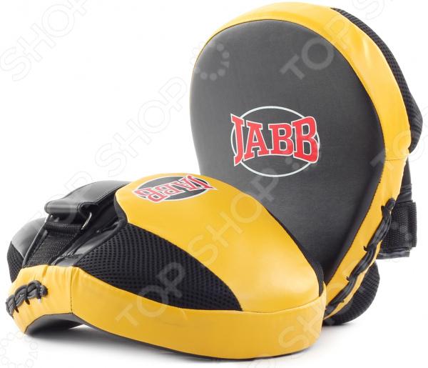 Лапа боксерская Jabb JE-2194 шингарты jabb je 1401l