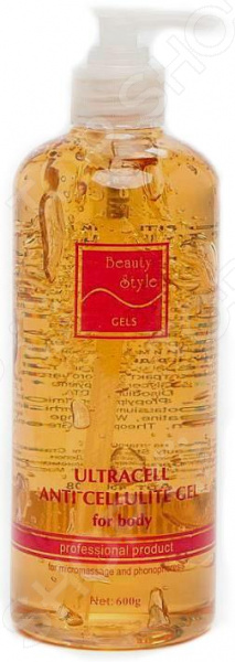 Гель для тела антицеллюлитный Beauty Style UltraCell