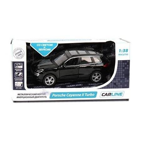 Купить Модель автомобиля 1:38 Carline Porsche Cayenne II Turbo. В ассортименте