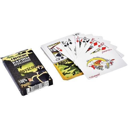 Купить Карты игральные Boyscout 61452