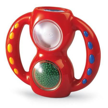 Купить Погремушка Tolo Toys ««Волшебные песочные часы»