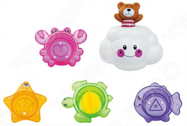 Набор игрушек для купания Наша Игрушка «Тучка»
