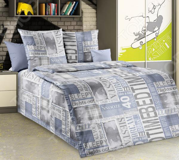 Комплект постельного белья ТексДизайн «Грей»