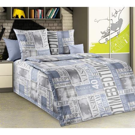 Купить Комплект постельного белья ТексДизайн «Грей». 1,5-спальный