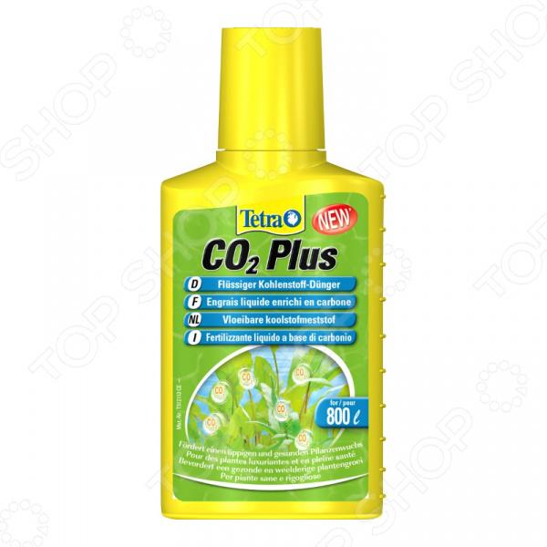 Углекислый газ растворенный Tetra CO2 Plus