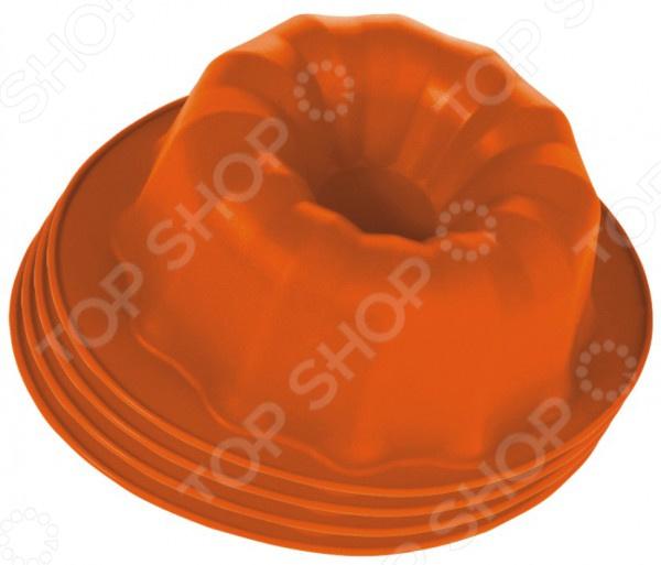 Набор форм для выпечки Regent Silicone «Кексик»