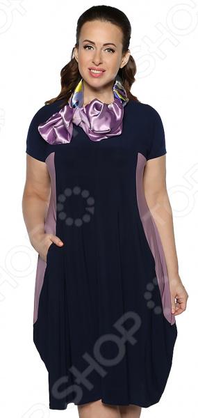 Платье Pretty Woman «Анита». Цвет: синий
