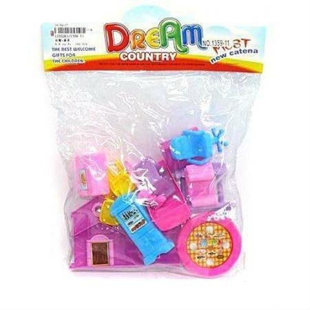 Купить Набор мебели игрушечный Shantou Gepai Dream country 1359-11