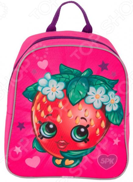 Рюкзак дошкольный Shopkins «Клубничка» рюкзак дошкольный shopkins 32227