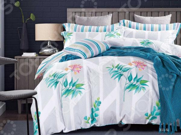 Комплект постельного белья Cleo 311-SL цена 2017