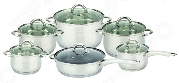 Набор посуды Bohmann BH-1212 STF