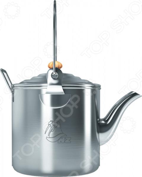 Чайник походный NZ SK-034 kovea чайник nz sk 034 костровой 3 л 2013