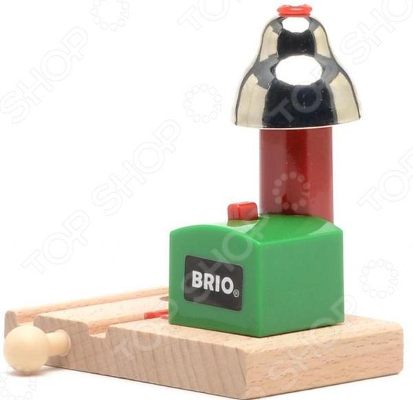 Zakazat.ru: Сигнальный колокольчик игрушечный Brio на магнитах