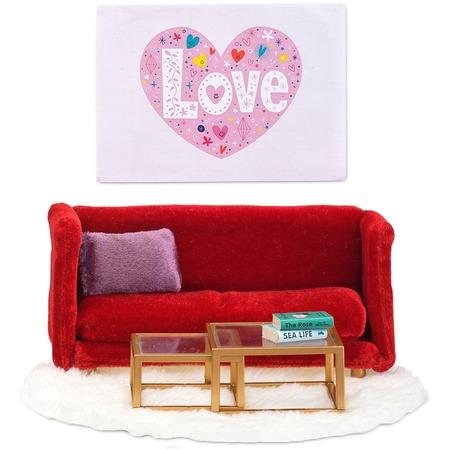 Купить Мебель для куклы Lundby Smoland «Гостиная»