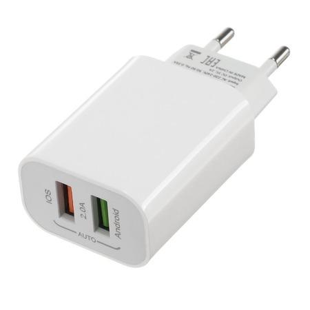 Купить Устройство зарядное сетевое LuazON LN-110AC