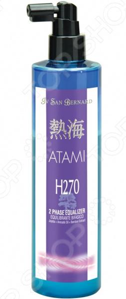Спрей для животных Iv San Bernard Atami для облегчения расчесывания и яркости окраса