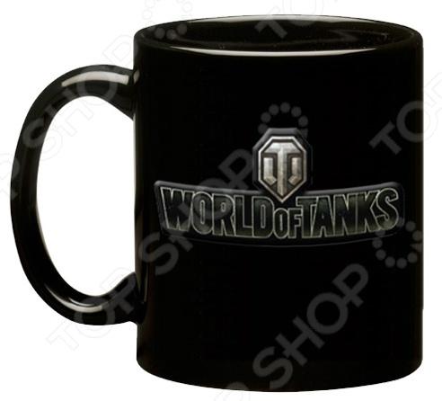 Кружка подарочная Fresh Trend 3D logo World of Tanks обязательно понравится поклонникам одноименной компьютерной игры. Она изготовлена из высококачественной керамики и украшена приятным на ощупь выпуклым логотипом. Посуда из керамики позволяет максимально сохранить полезные свойства и вкусовые качества воды. Заварите крепкий, ароматный чай или кофе в представленной модели, и вы получите заряд бодрости, позитива и энергии на весь день! Классическая форма и универсальная цветовая гамма изделия позволят наслаждаться любимым напитком в атмосфере еще большей гармонии и эмоциональной наполненности. Объем кружки составляет 425 мл.