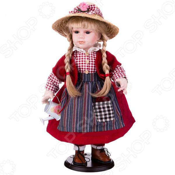 Кукла фарфоровая 346-227