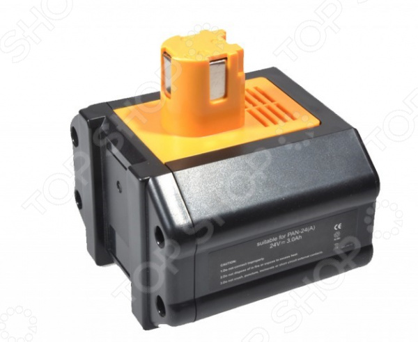 Батарея аккумуляторная Pitatel TSB-182-PAN24-30M (PANASONIC p/n EY9210), Ni-Cd 24V 3,0Ah