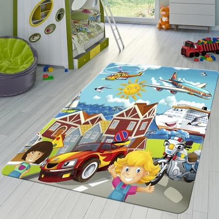Купить Ковер ТамиТекс «Вертолетик»