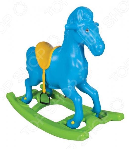 Качалка детская PILSAN «Лошадь бегущая» качалки игрушки pilsan лошадка windy horse
