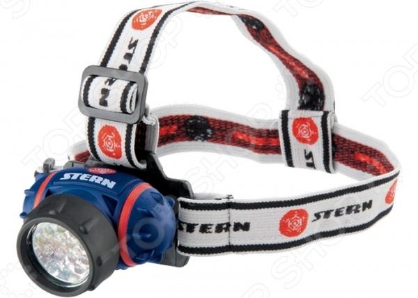 Фонарь налобный Stern 90563 фонари чингисхан фонарь налобный