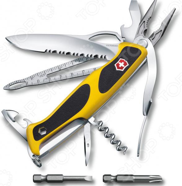 Нож перочинный Victorinox RangerGrip Boatsman 0.9798.MWC8