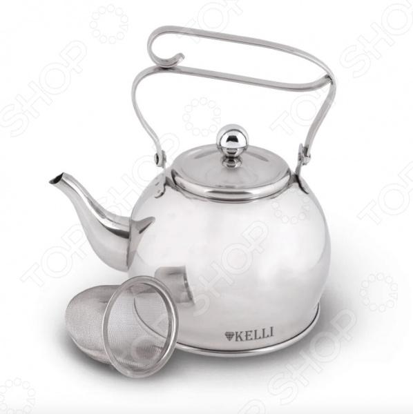 Чайник для плит Kelli KL-4326
