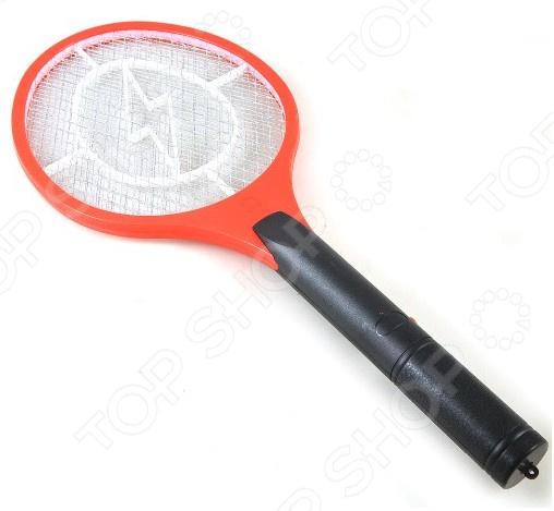 Ракетка-мухобойка электрическая Irit IR-850 средство для борьбы с насекомыми фитоверм 0 2% к э фармбиомед 100 мл