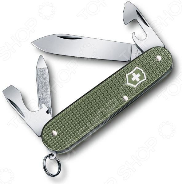 Нож перочинный Victorinox Cadet Alox 0.2601.L17