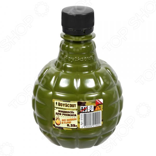 Жидкость для розжига Boyscout цена и фото