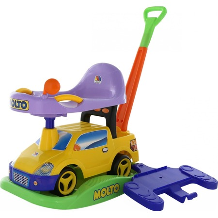 Купить Машина-каталка POLESIE «Пикап №2»