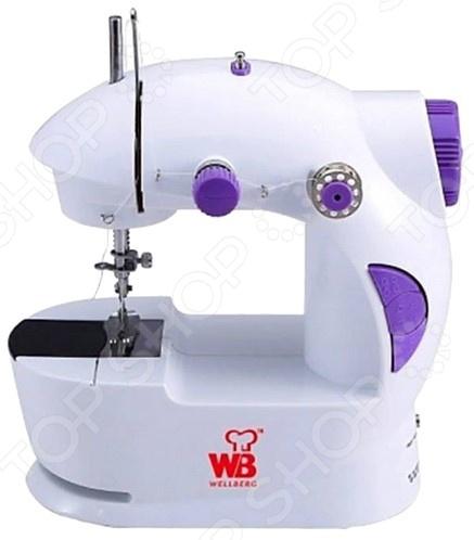 Швейная машина Wellberg WB-126