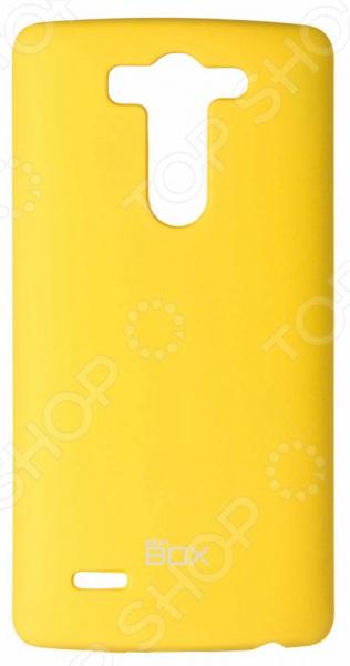 Чехол защитный skinBOX LG G3S чехлы для телефонов skinbox накладка для lg nexus 5 skinbox серия 4people защитная пленка в комплекте