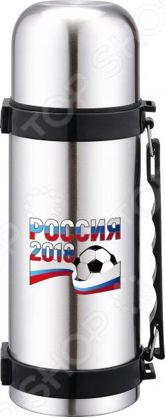 Термос Bekker «Россия 2018»