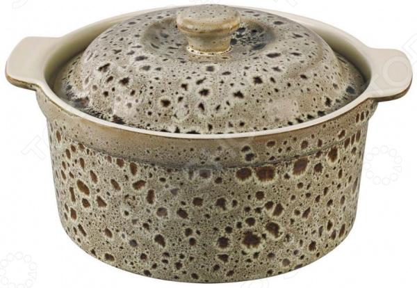 Форма для выпечки круглая с крышкой Mercury «Горшочек»