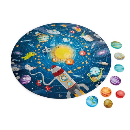 Купить Головоломка Hape «Солнечная система»