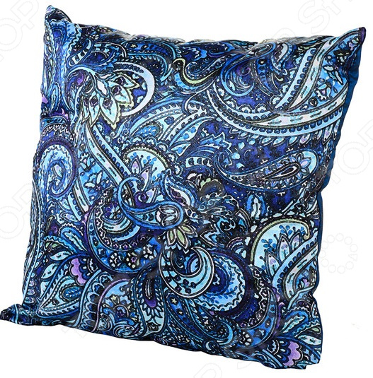 Подушка декоративная Gift'n'Home «Голубые огурцы»