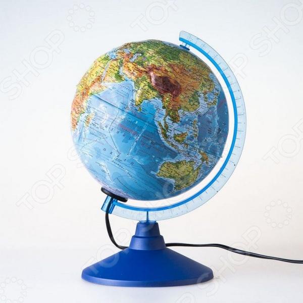 Глобус с подсветкой Globen физико-политический Глобус с подсветкой Globen физико-политический /