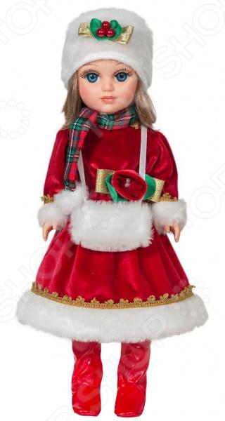 Кукла Весна «Анастасия новогодняя»