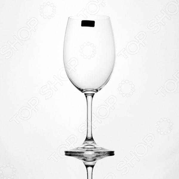 Набор бокалов Banquet Crystal Leona. Количество предметов: 6 набор бокалов crystalex ангела оптика отводка зол 6шт 400мл бренди стекло