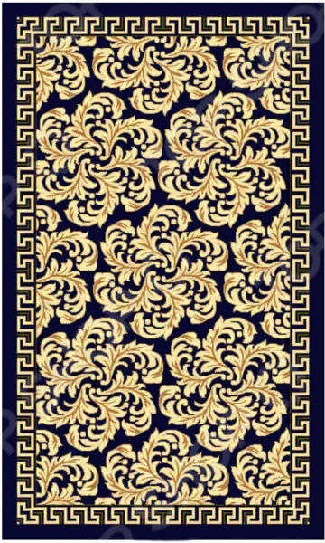Ковер Kamalak tekstil УК-0492 ковер kamalak tekstil ук 0515
