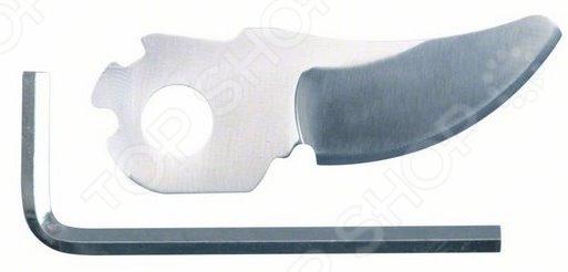 Нож сменный Bosch для секатора EasyPrune сменный нож gardena для аккумуляторных ножниц 18 см