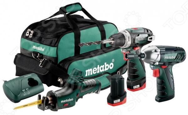 Комплект электроинструментов аккумуляторных Metabo ComboSet3.2